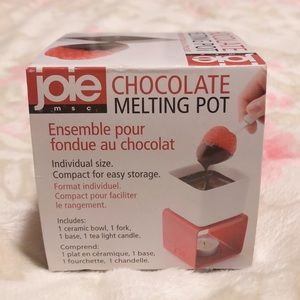 Joie chocolate melting pot